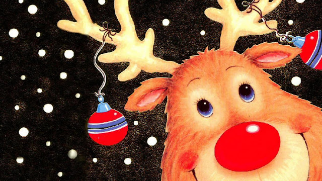 funny xmas wallpaper for free download