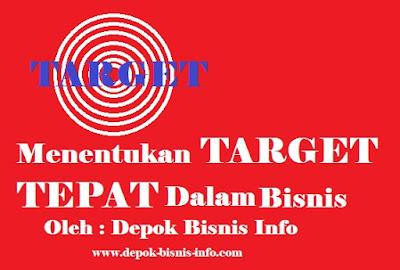 Bisnis, Info, Target, Pasar