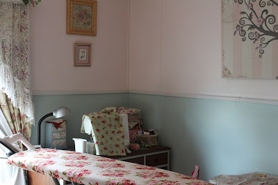 My Sewing And Craft Room, Living From Glory To Glory Blog...