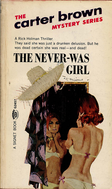 Book Covers by Robert McGinnis  vintage everyday