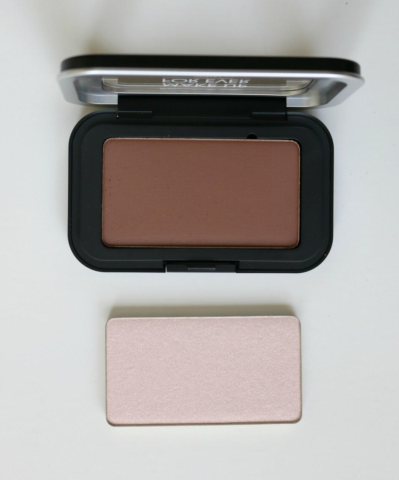make up for ever artist face color S118 H102