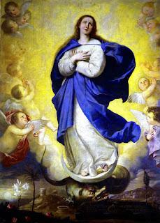 La Asunción de María al Cielo
