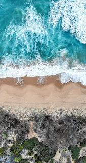 Beach Mobile HD Wallpaper