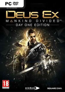 Download Deus Ex Mankind Divided A Criminal Past PC Gratis
