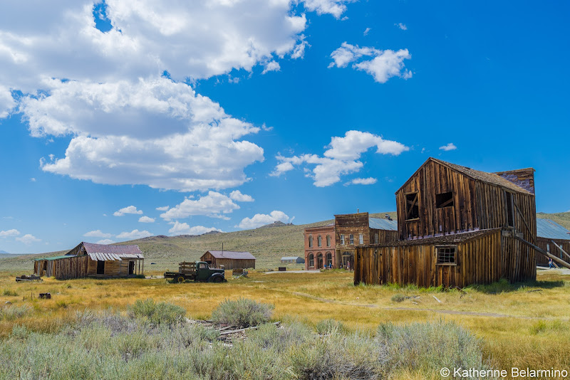 Bodie State Historic Park Things to Do in Mammoth in Summer
