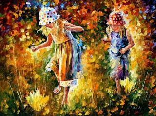 Obras de arte de Leonid Afremov