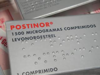 Pílula do dia seguinte até 3 dias - 1500 microgramas de levonorgestrel