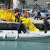 Άσκηση ετοιμότητας στο λιμάνι της Ηγουμενίτσας με σενάριο τη θαλάσσια ρύπανση