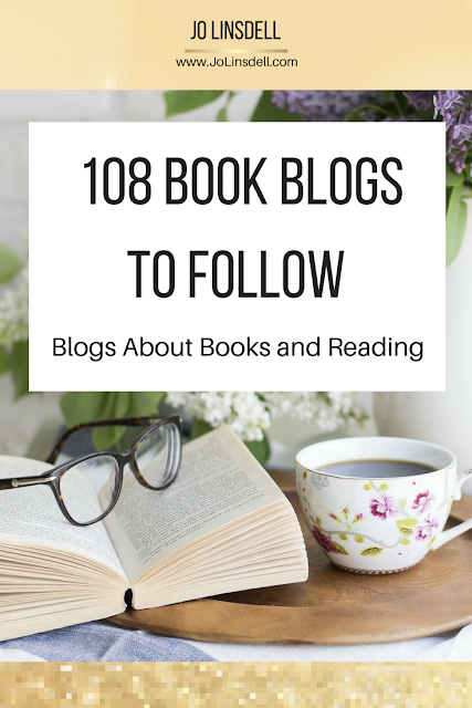 108 Book Blogs To Follow: Blogs About Books and Reading