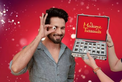 #instamag-shahid-kapoor-excited-about-madame-tussauds-wax-statue