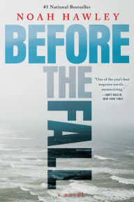 "February 2017's Book of the Month is ""Before the Fall"""