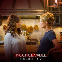 Inconceivable Gina Gershon and Nicky Whelan Image 1 (4)