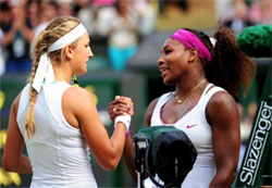 Serena Williams Vs Victoria Azarenka