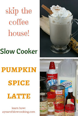 Fun and easy way to get your Pumpkin Spice Latte fix without any weird chemicals!