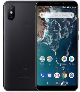 Cara Mengunci Aplikasi dengan sidik jari di Xiaomi Mi A2