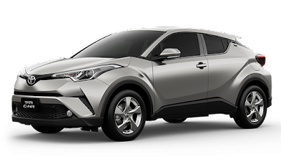Harga Toyota CHR 2018