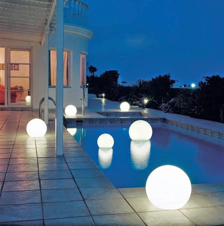 15 best and useful outdoor lighting for Terrace party decoration