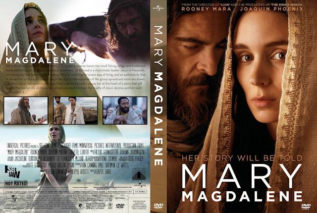 Mary Magdalene DVD Cover