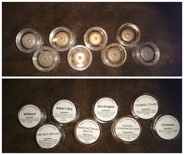 Shiro Neutral Warm Sample Set