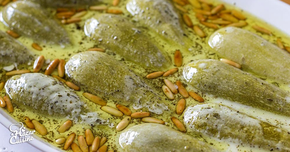 Kousa Mahshi Bi Laban Lebanese Recipes