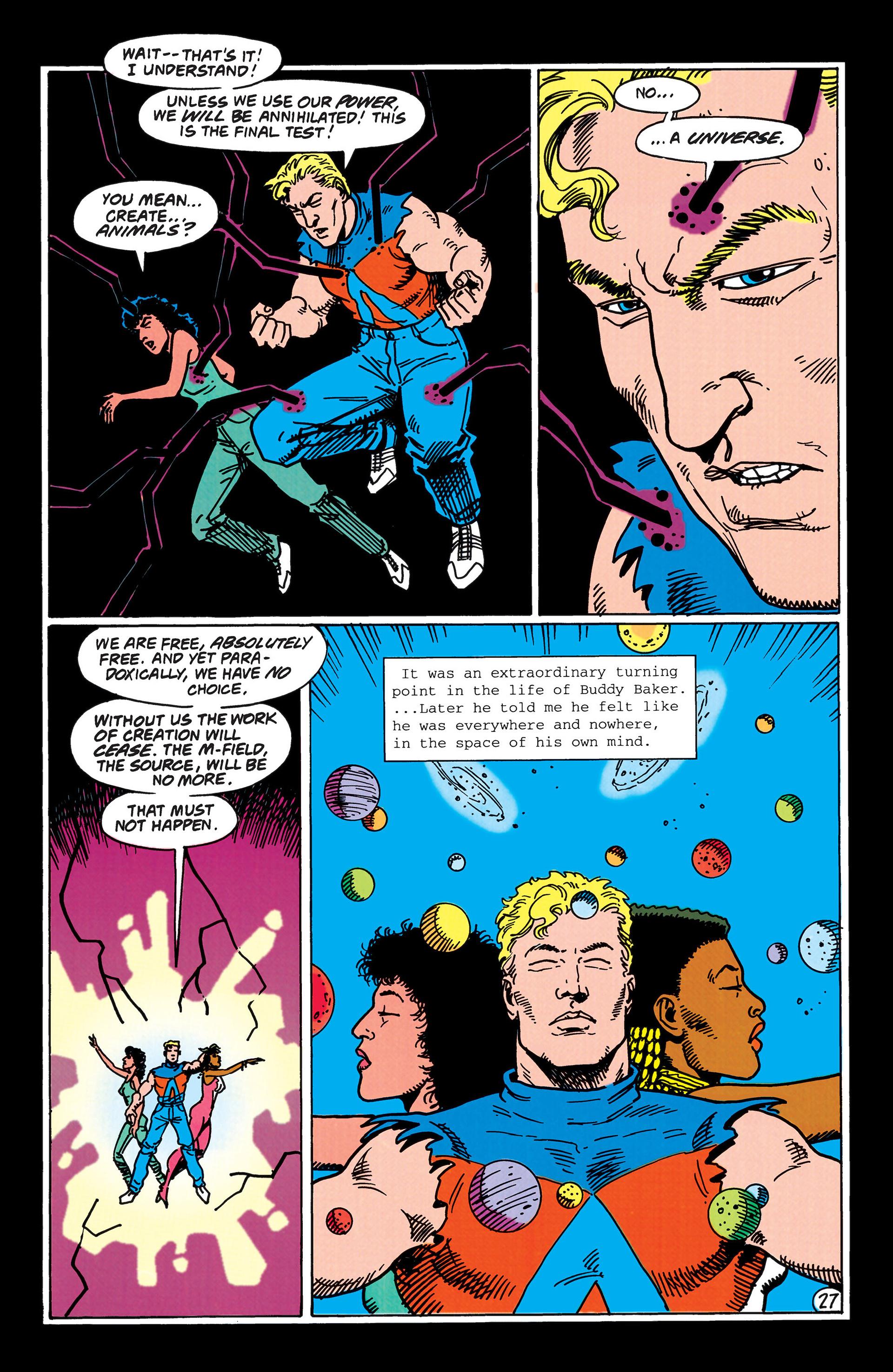 Read online Animal Man (1988) comic -  Issue #50 - 27