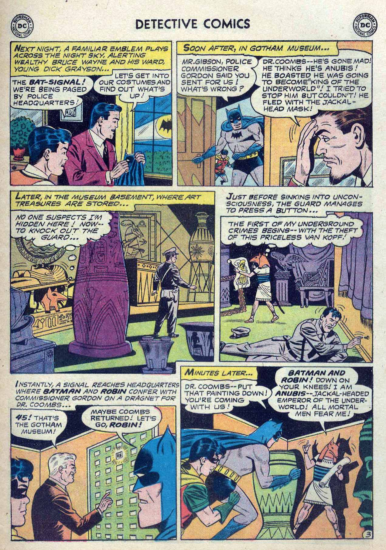 Read online Detective Comics (1937) comic -  Issue #262 - 5