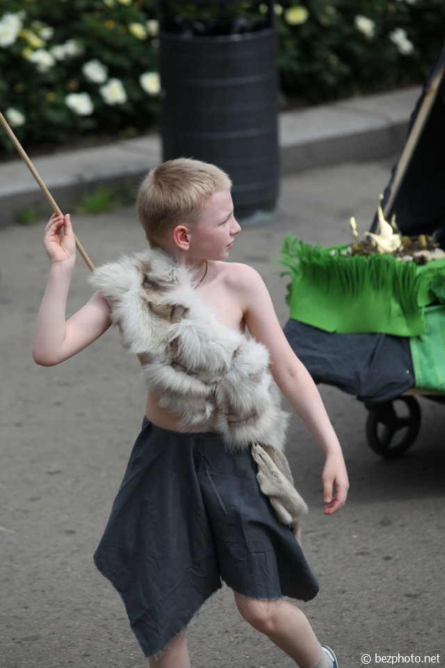 парад колясок парк горького 18 июня