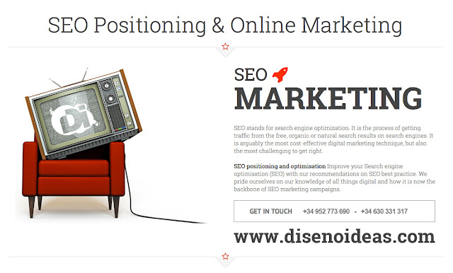 SEO Website Positioning Marbella