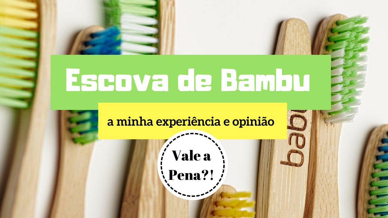 Review e opinião das escovas de bambu da babu - marca potuguesa
