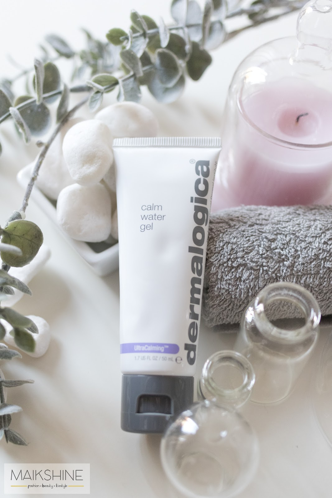 Review Calm Water Gel Dermalogica