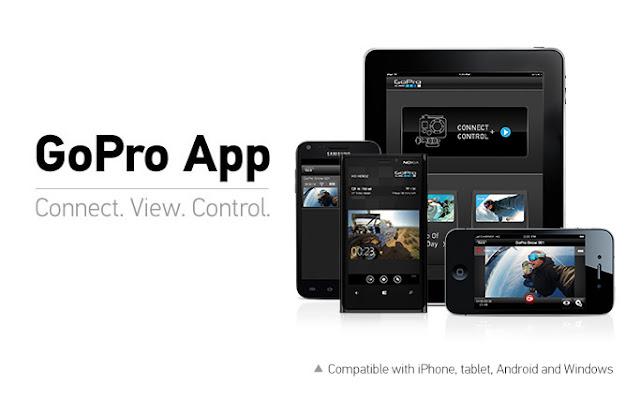 aplikasi pendukung gopro untuk smartphone