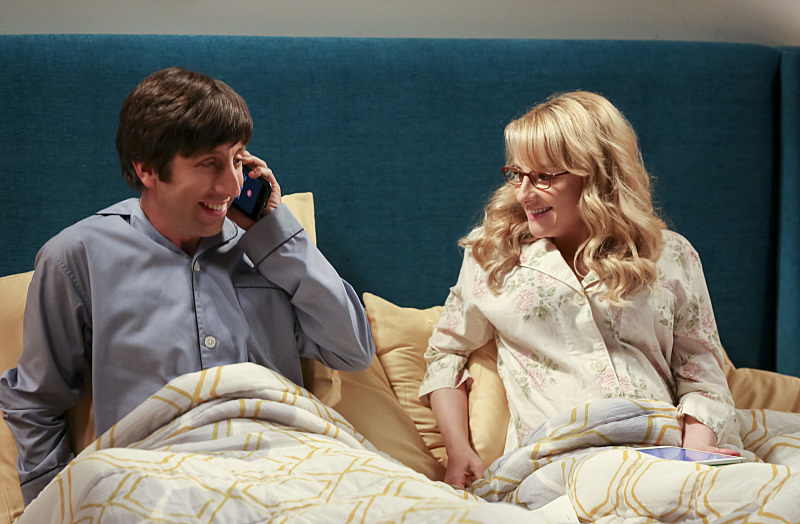 the big bang theory 10x04 el sexo del bebé
