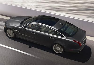 Jaguar XJ Dimensions