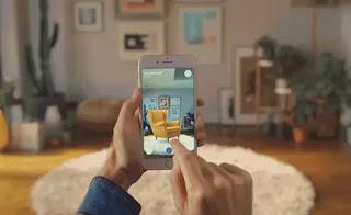 app realtà aumentata iphone