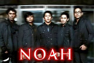 Foto Noah Band Terbaru 2020