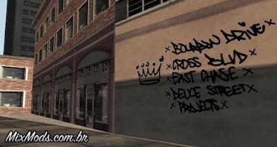 temple drive graffiti gta sa