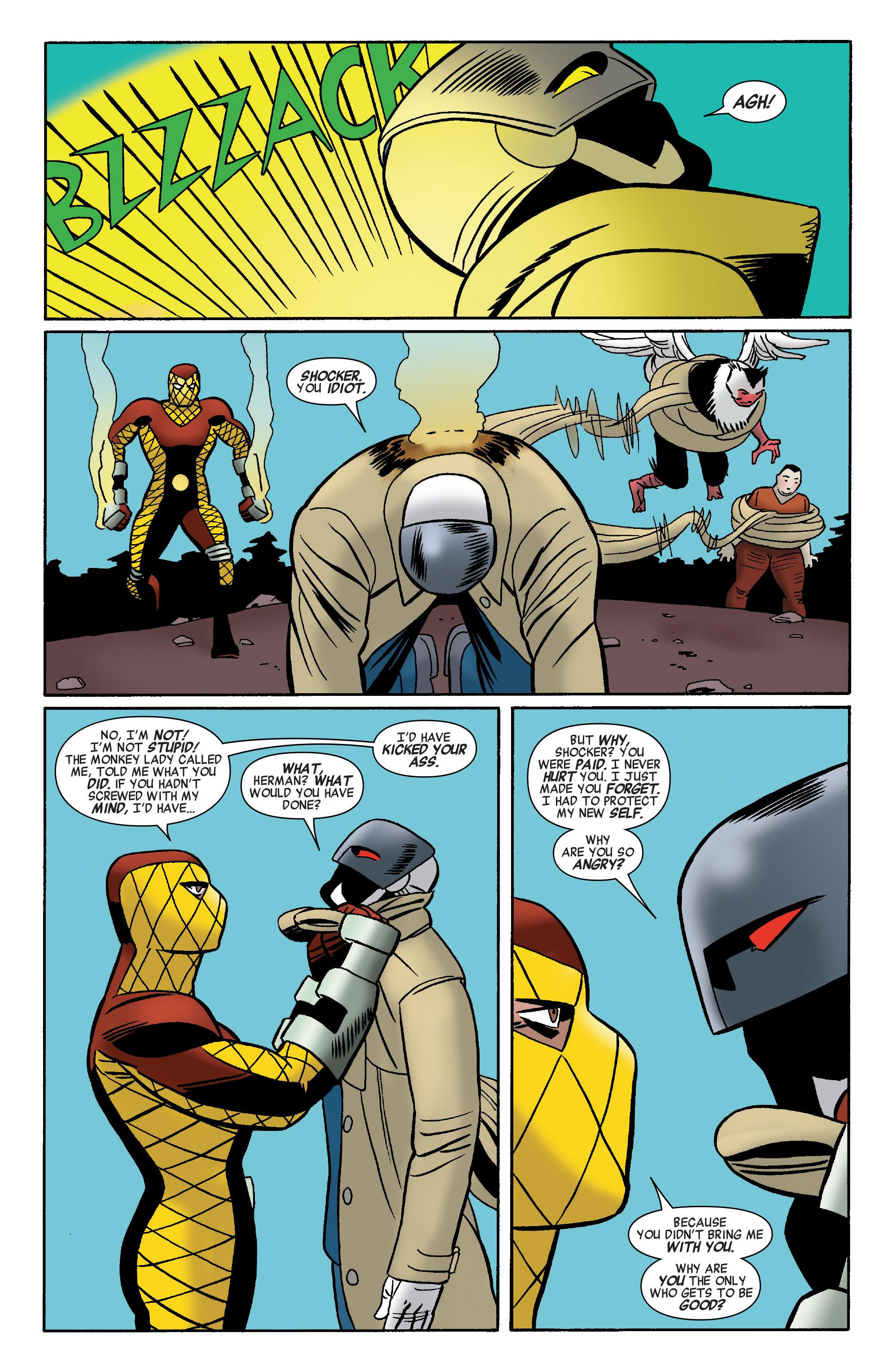 Read online She-Hulk (2014) comic -  Issue #12 - 14