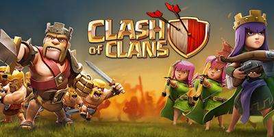 Cara gratis dan cepat mendapatkan gems gratis game castle clash dan clash of clans