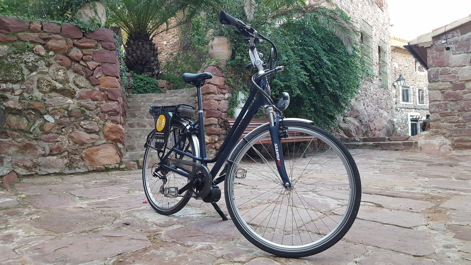REB (Rural Electric Bike), Villafamés, Castellón, Spain