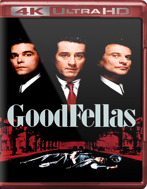 Goodfellas [1990] [UHD] [2160p] [Latino – Castellano]