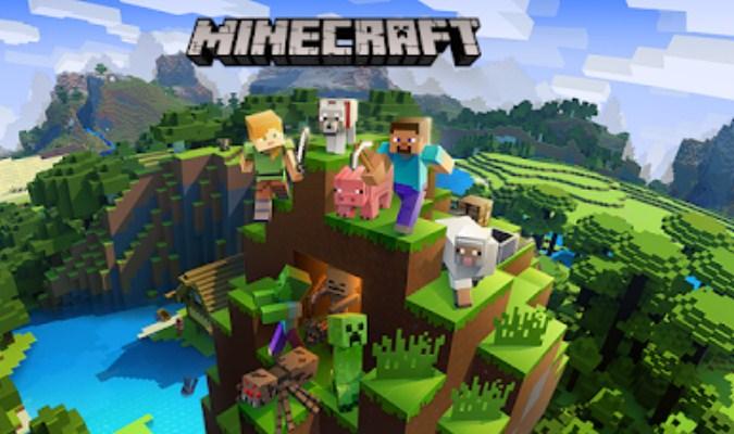 Game Ringan untuk HP Kentang - MineCraft