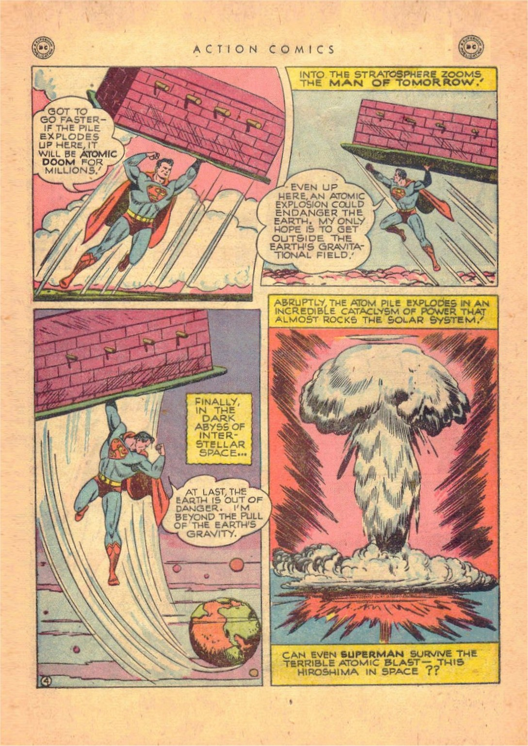 Read online Action Comics (1938) comic -  Issue #124 - 6