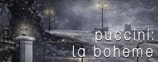 Designs for Puccini's La Boheme