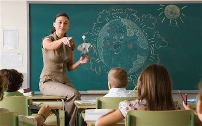 Katanya Siap Jadi Guru, Lha Kok Malas Mengajar