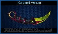 Karambit Venom