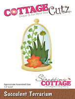 http://www.scrappingcottage.com/cottagecutzsucculentterrarium.aspx