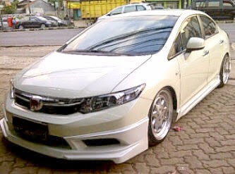 Bodykit Grand New Avanza 2016 Agya Trd Sportivo All Civic Mugen 2012 | Solo Abs Plastic