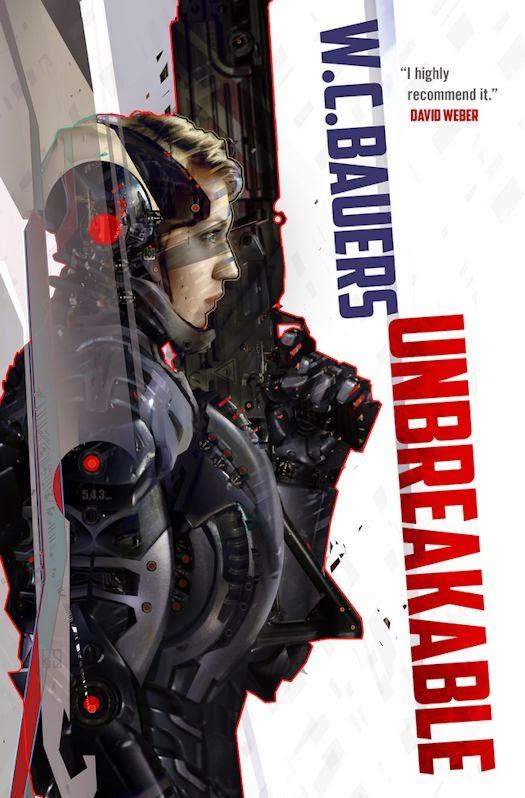 2015 Debut Author Challenge Update: Unbreakable by W.C. Bauers
