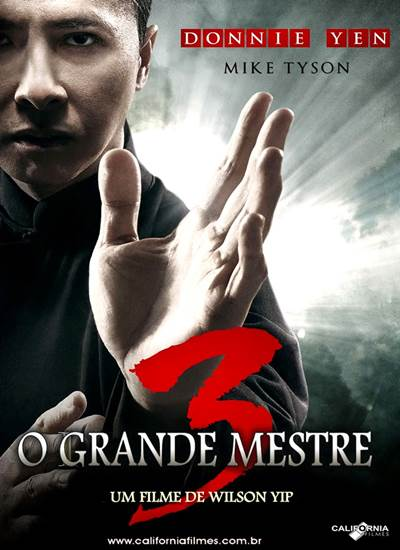 Baixar O Grande Mestre 3 AVI Dual Áudio BDRip Torrent