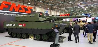 Medium Tank Kaplan, Kerjasama Pindad - FNSS